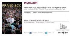 La vaticanista Elisabetta Piqué presenta 'Francisco. Vida y revolución' mañana 11/02 en Madrid