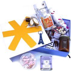 A *pour toi sample box