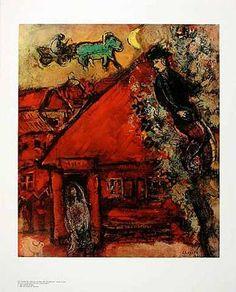 Titulo de la imágen Marc Chagall -