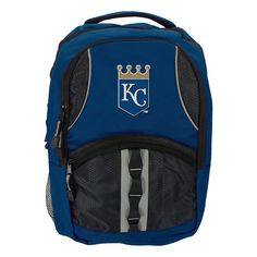 Kansas City Royals Captain Backpack by Northwest, Black