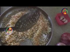 Quick and Easy Breakfast Recipes Rice Fry   Simple and Easy Rice Recipe ...