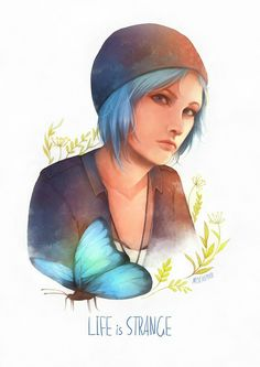 Life is strange #max #chloe #lifeisstrange