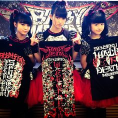 "@BABYMETAL_JAPAN いよいよ明日!LEGEND""2015""〜新春キツネ祭り〜朝10時からさいたまスーパーアリーナで販売スタート!戦国WOD Tシャツ&タオルには歴代メタル将軍が登場DEATH!#BABYMETAL  babymetal_jpn's photo on Instagram"