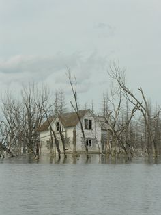 What is now Devils Lake, North Dakota. 2007. -- such a sad story