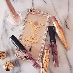 IG: slave2beauty | #makeup