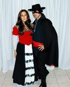 Elena and Zorro
