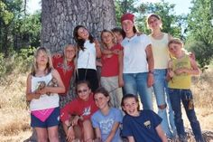 Jameson Ranch Camp - Overnight Camps Family Camp Horse Camp for Kids Day Camps CA