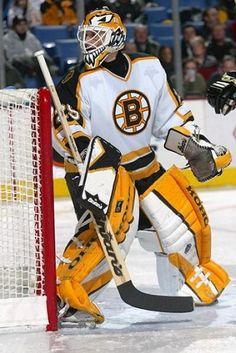 Boston Bruins goaltending history : Felix Potvin Hockey Goalie Gear, Ice Hockey Teams, Hockey Players, Hockey Stuff, Nhl, Hockey Highlights, Goalie Pads, Free Sports Picks, Boston Bruins Hockey