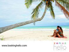 VIAJES EN PAREJA. Cancún es un destino mágico con múltiples joyas turísticas que bien vale la pena visitar. En Booking Hello, te recomendamos hacer un recorrido fantástico con tu pareja por lugares como Tulum, Chichen-Itzá, Cozumel o Playa del Carmen. Además, no pueden dejar pasar la oportunidad de deleitarse con el sabor único de la comida tradicional. #viajesenparejalcaribe