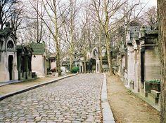 La definitiva guía parisina para París El cementerio del Père-Lachaise