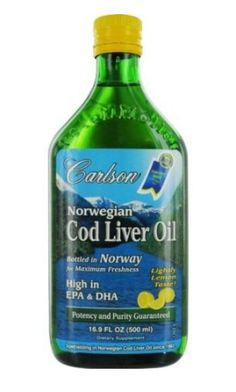Cod Liver Oil - take once daily for gorgeous glowing skin ;) | Beauty | DIY | Jaclyn Hill