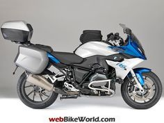 2015 BMW R1200RS Preview - webBikeWorld