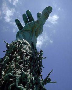 Holocaust Memorial, Washington DC