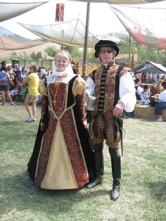 Renaissance Faire - Photo by Frostianne Sewell