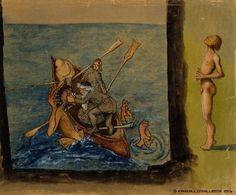 Kansallisgalleria - Taidekokoelmat - Kalevalan ahoilla