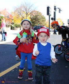 Adventures in Babysitting - Halloween Costume Contest via @costume_works