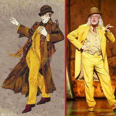 Tuck Everlasting. Costume design by Gregg Barnes.
