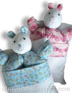 Travesseiros carinhosos. 2 em 1. A almofada de pescoço encaixa no bolso do travesseiro