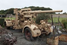 German 8.8 cm Flak 18 Anti-aircraft gun
