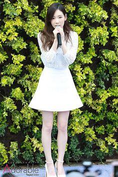 150423 Taeyeon @ Nature Republic Event