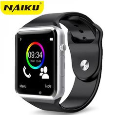 2da556c72 NAIKU A1 Smart Watch With Passometer Camera SIM Card Call Smartwatch For  Xiaomi Huawei HTC Android Phone Better Than Y1 DZ09