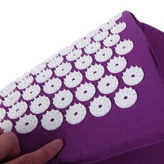 Need this for a Festival or Event: Bed of Nails Acup... Get it here: http://bmessentials.com/products/bed-of-nails-acupressure-massage-mat-yoga-bed-pilates-cushion-pain-relief-mattress?utm_campaign=social_autopilot&utm_source=pin&utm_medium=pin