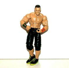#Mattel #W6535 #WWE Series 17 Elite #Collector #JohnCena #Action #Figure 7'' John Cena Figure, Indiana Jones, The Collector, Wwe, Movie Tv, Action Figures, Sports, Hs Sports, Sport
