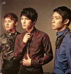 JYJ. Heaven is a masterpiece album.
