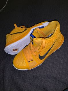 e30a7dbdd5c nike kyrie 3 youth (MAC And cheese)  fashion  clothing  shoes  accessories   kidsclothingshoesaccs  boysshoes (ebay link)