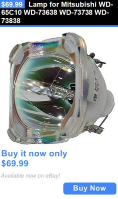 tv lamps lamp for mitsubishi wd65c10 wd73638 wd