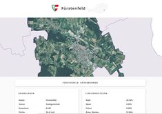Unsere interaktiven Similio Karten bieten die Möglichkeit auf ein Luftbild umzuschalten! Hier seht ihr Fürstenfeld, eine österreichische Stadtgemeinde des Bezirks Hartberg-Fürstenfeld im Bundesland Steiermark. Geographie, Wirtschaftskunde, Statistik Berg, Desktop Screenshot, Statistics, Communities Unit, Things To Do, City, Landscape, Cards, Pictures