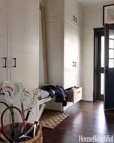 Idea for closet doors