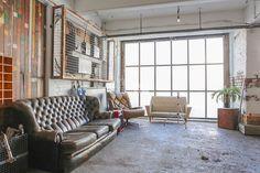 Vibrant Warehouse Studio - Film Office: Film Liaison & Management