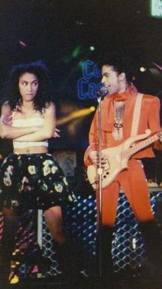 """""""Last time I spoke with her she walked up to Mayte and me and said to us, 'I like you two dancing together, but she'll never be what I was with you.' The VERY last time we spoke. [laughs]""""-- Prince on Cat Glover (Spike Lee interview, 1997)"""