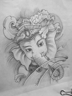 Many more happy returns of the day 🎂🎂🎂 Lord Shiva Sketch, Ganesha Sketch, Ganesha Drawing, Lord Ganesha Paintings, Krishna Painting, Ganesha Art, Krishna Art, Cool Art Drawings, Outline Drawings