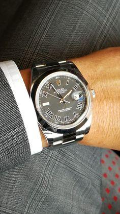 Rolex Datejust II 41 Mens Watch | www.majordor.com