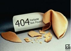fortune not found