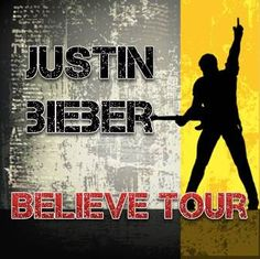 49 best believe tour images on pinterest believe tour love him justin bieber believe tour tickets thank you so much laura ansley you m4hsunfo