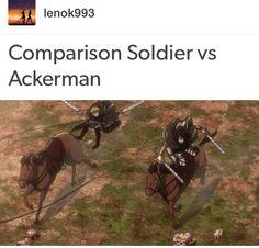 Um excuse me... that's Armin Arlert, not a 'Comparison Soldier'