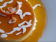 Seville Orange Flan