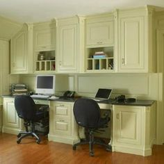 built in home office ideas ideas for custom paint grade built in built office desk ideas
