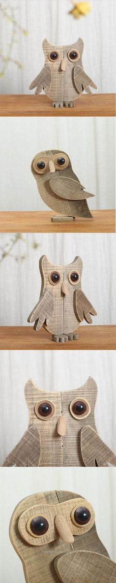 Simple original modern wooden animal desktop ornaments handmade abstract wood ow…  http://www.nicehomedecor.site/2017/07/30/simple-original-modern-wooden-animal-desktop-ornaments-handmade-abstract-wood-ow/