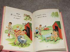 1960 A jugar y a gozar  childrens spanish primer  early