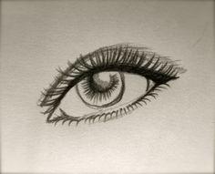 Tutorial: Comment dessiner un oeil. – Mimosa et Tralala.