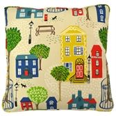 Jubilee Square Scatter Cushion