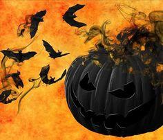 Spooky Halloween, Photo Halloween, Fröhliches Halloween, Halloween Pillows, Halloween Pumpkins, Halloween Decorations, Halloween Music, Halloween Playlist, Spooky Decor