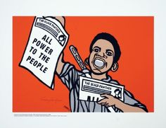 All Power to the People -Emory Douglas