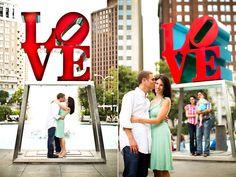 Shea Roggio, LOVE Park