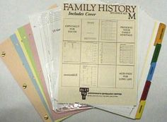Company that carries family history stuff, scrapbooking stuff--Roots2Leaves.com