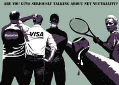 Net Neutrality - Poster  Bitcoin Store - 1